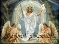 Domingo de Resurreccin!: Aleluya aleluya, Cristo vive ...