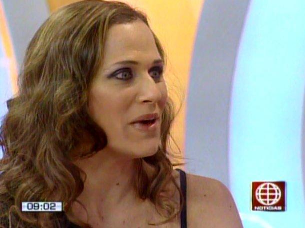 """Alexandra Graña sobre Al Fondo Hay Sitio: """"Moveré las hormonas de Miguel Ignacio"""" (VIDEO)"""