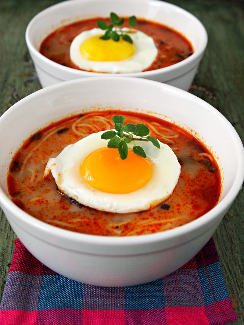 Sopa Criolla Beef And Angel Hair Soup  A Quick And