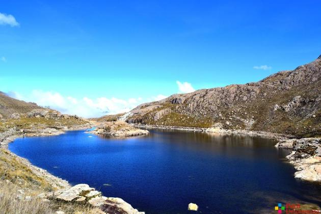 Laguna Caran 3 en Aija