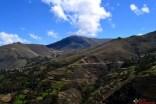 Muestra de Paisaje desde la ascensión a Quillayoc.