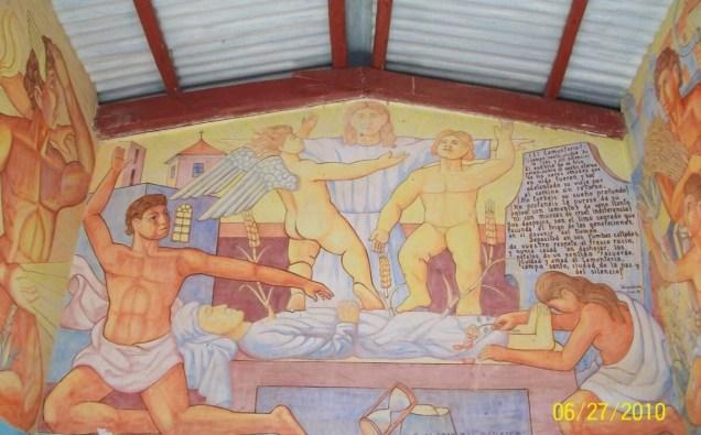 Fotografía de un Mural extraído de la página web lm.hedmag.se