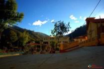 Plaza de la provincia de Aija