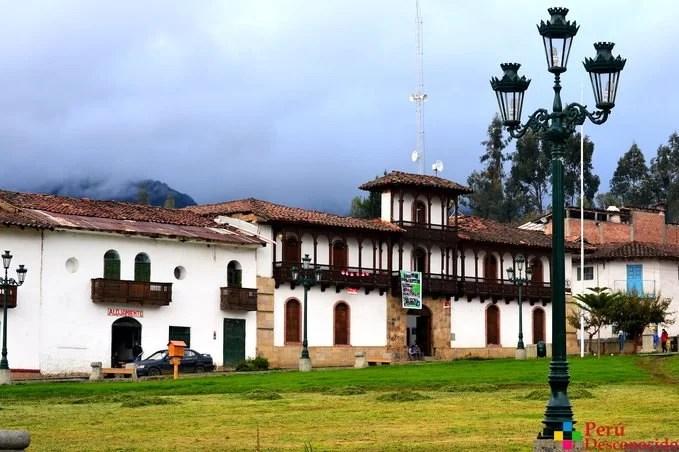 Municipio de Chacas