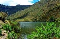 Lagunas del Parque Nacional del Huascarán