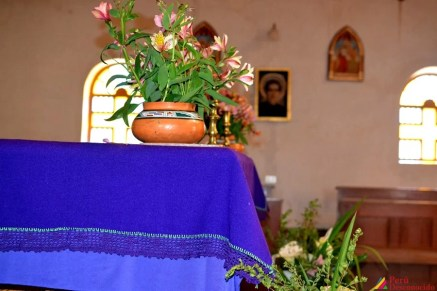 Flores de la Iglesia
