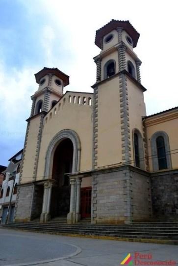 Iglesia de San Luis vista por fuera