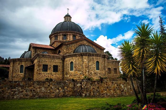 Santuario de Pomallucay.