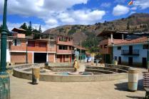 Parque Estrellita de Pomabamba