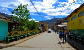 Puente Cañari Pomabamba