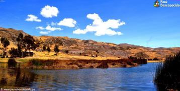Laguna Wilcacocha en la Cordillera Negra