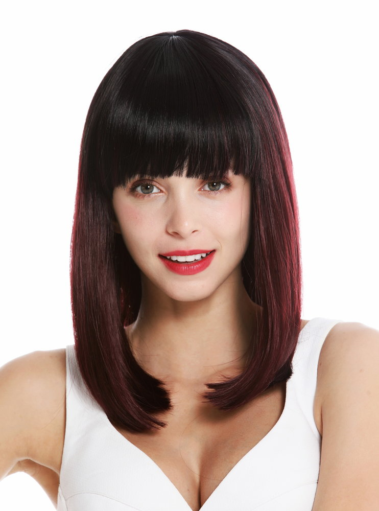 Ombre Hair Glatte Haare Braun Frisuren Trend