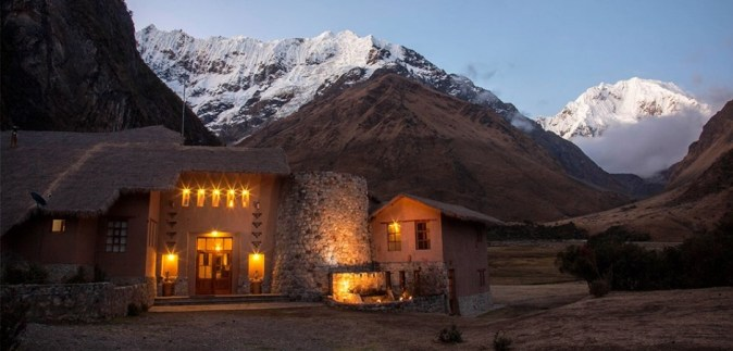 Salkantay Trek to Machu Picchu - Mountain Lodges of Peru - Peru Eco Expeditions