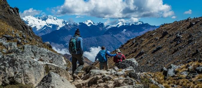 Salkantay Hikers (2)