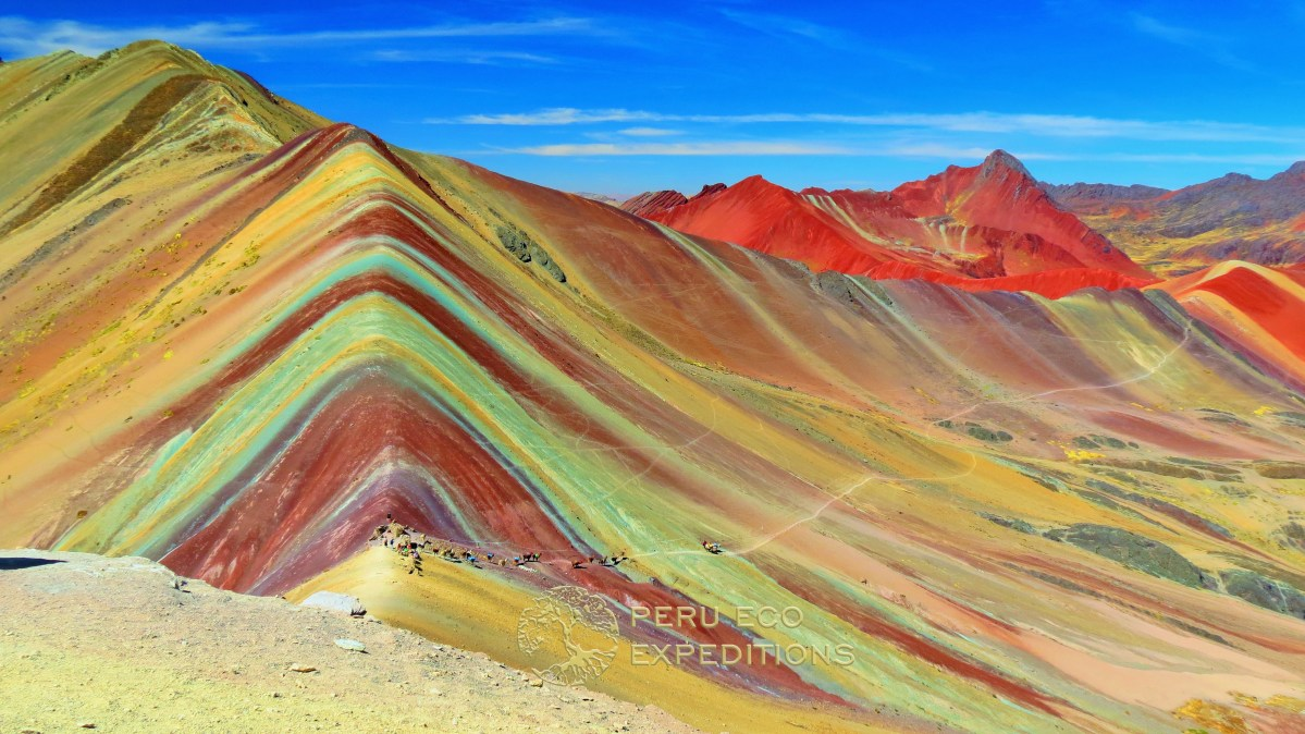 12 Days Adrenaluxe Ausangate Trek Peru Eco Expeditions
