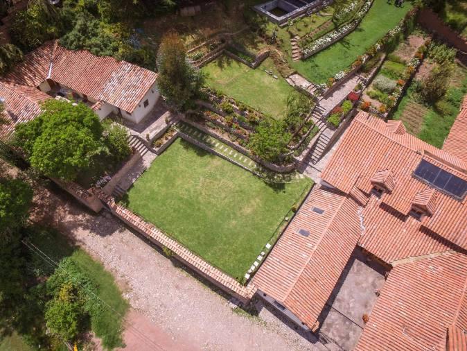 Aerial View of La Princesita