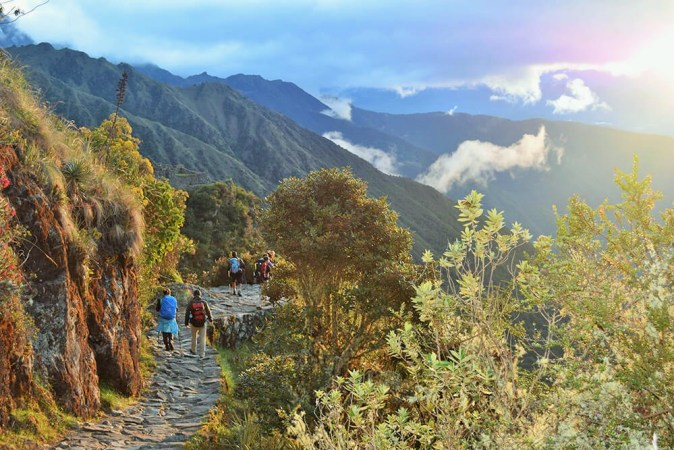 Classic Inca Trail Picture (2)