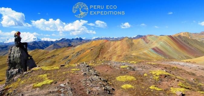Palccoyo Day Trek - Panorama