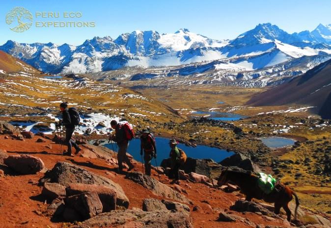 Huampococha Trekking