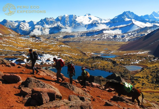 Ausangate Trek Boutique Expedition - Peru Eco Expeditions
