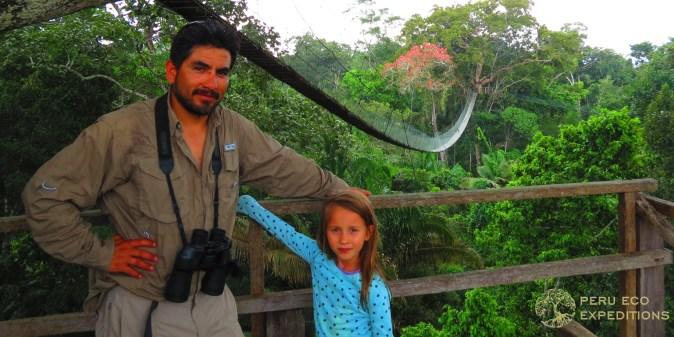 Daniel Bustamante - Owner, Peru Eco Expeditions