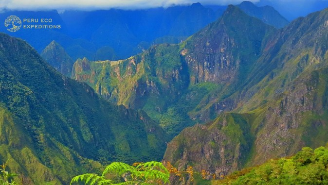 LLactapata Hike Machu Picchu - Peru Eco Expeditions