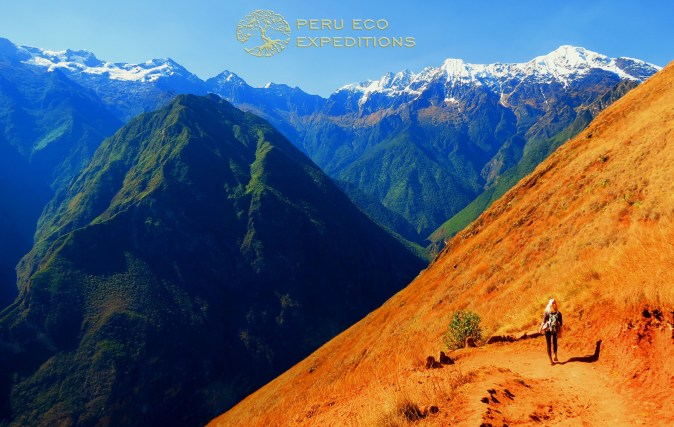 Luxury Choquequirao Trek Views - Peru Eco Expeditions