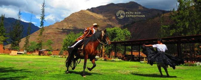 Paso Horse & Marinera Dance Sacred Valley - Peru DMC - Peru Eco Expeditions