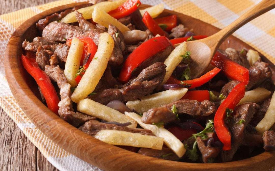 El lomo saltado ingredientes preparación y secretos culinarios