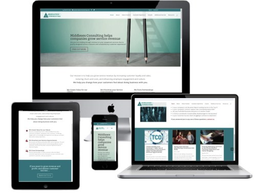 Middlesex Consulting Responsive