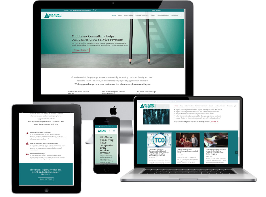 Middlesex Consulting is Responsive