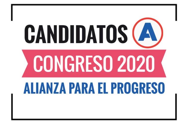 Candidatos al Congreso APP 2020