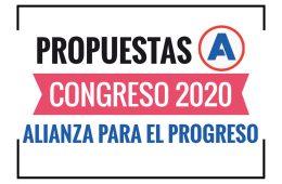 Propuestas Alianza para el Progreso