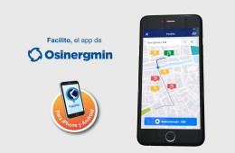 App FACILITO Osinergmin