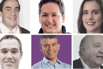 Candidatos presidente 2021 Perú