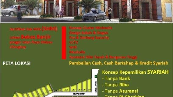 Rumah Syariah Jakarta Grand Cilangkap Residence