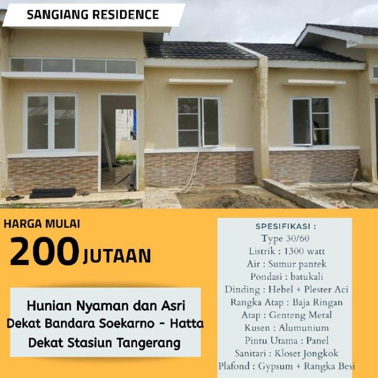 Sangiang Residence
