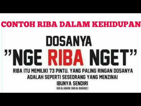 Contoh Riba