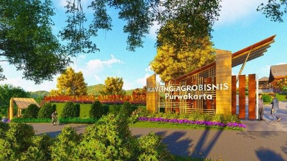 Taman Tahfidz Firdaus Purwakarta | Investasi Kavling Produktif