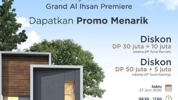 Grand Al-Ihsan Premiere | Perumahan Islami di Kota Bekasi