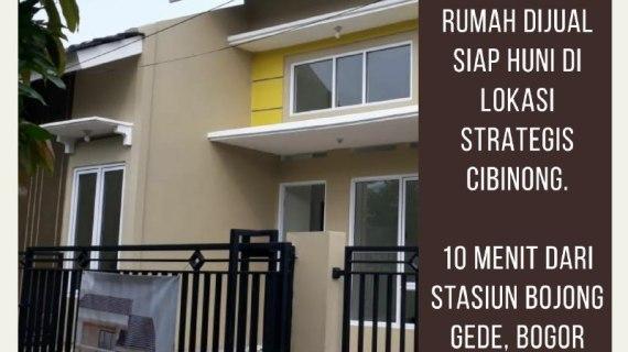 Griya Asri Pertiwi | Rumah Second Cibinong Bogor