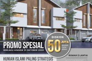 Shinamon Regency | Rumah Dekat Pintu Tol di Kota Bogor