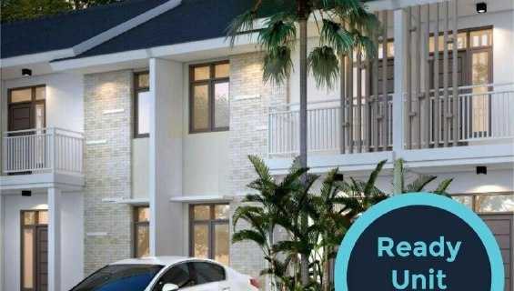 Ramadhan Town House   Rumah Premium Ready Stock
