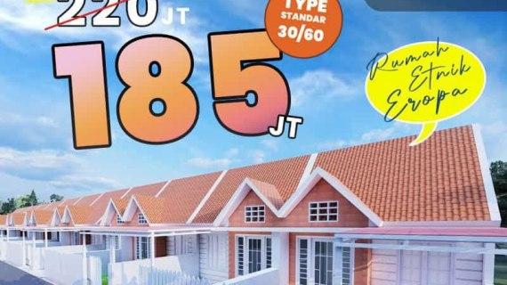 Griya Harmoni Alam 5 | Rumah Mewah Harga Subsidi