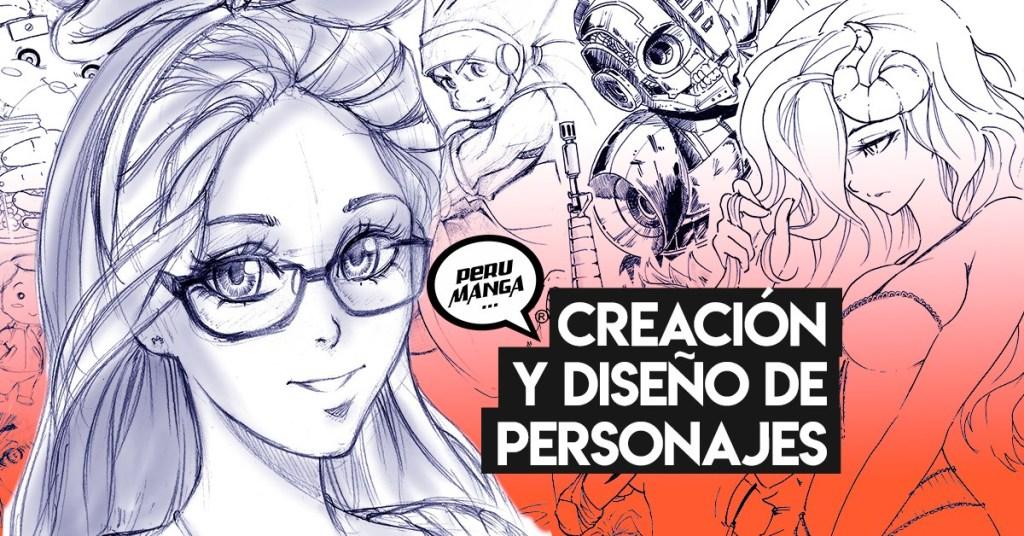 Creación y diseño de personajes - Enero 2020