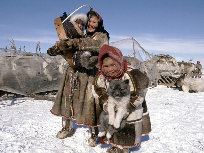 важный все об эскимосах в картинках меня куда-то