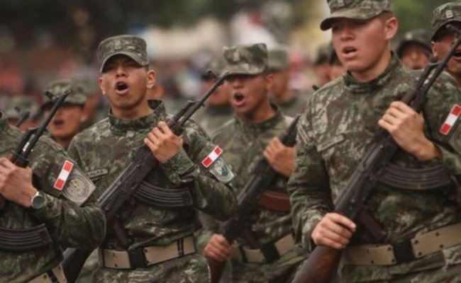 Peru Deploys Armed Forces Ahead Of National Protests