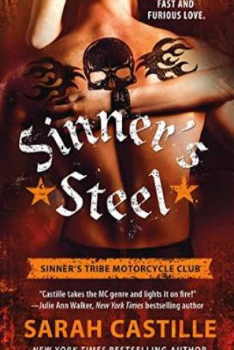 Princess Emma Reviews: Sinner's Steel by Sarah Castille