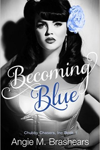 Princess Elizabeth Reviews: Becoming Blue by Angie M. Brashears