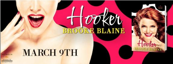 HOOKER by Brooke Blaine ♥ Release Blitz